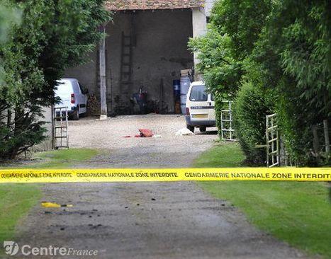Double meurtre à Magny-Cours : un hameau plongé dans la stupeu | Revue de presse 1e | Scoop.it