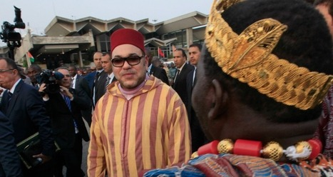 Maroc: Mohammed VI, le nouveau roi d'Afrique | International aid trends from a Belgian perspective | Scoop.it