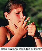 Many Teens Think 'Light Smoking' Is Safe, Study Finds | Beyond the Stacks | Scoop.it