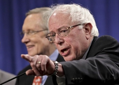 'This is a massive effort to attract cheap labor.' Why Sen. Bernie Sanders is skeptical of guest workers. | News You Can Use - NO PINKSLIME | Scoop.it