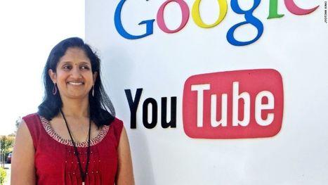 Elle a fait sa place chez Google malgré son handicap | Handimobility | Scoop.it