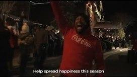 VIDEO: Coca-Cola Shares Holiday Happiness   événements   Scoop.it