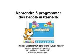 Apprendre à programmer dès la maternelle : ScratchJR | outils-web | Scoop.it