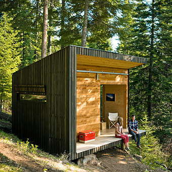 24 inspiring small homes | Permaculture, Homesteading & Green Technology | Scoop.it
