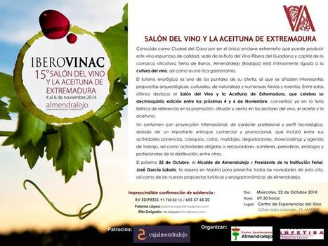 Presentación IberoVINAC 2014 | IberoVINAC | Scoop.it