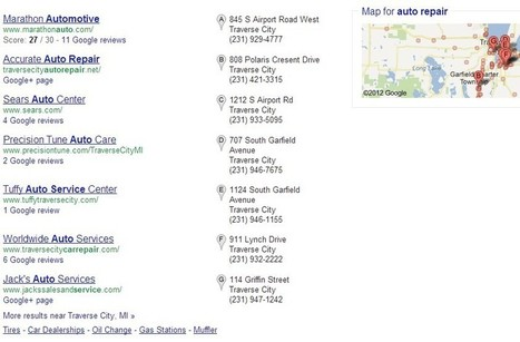The Local Traverse City SEO Guide for 2013 | Traverse City Businesses | Scoop.it