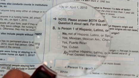 Why are Hispanics identifying as white? | EL ESPAÑOL DE AMERICA | Scoop.it