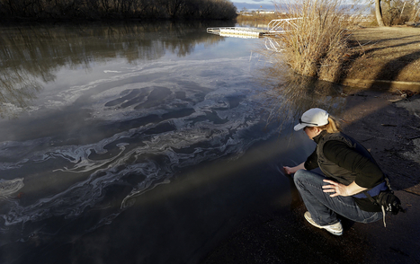The Coal Ash Sludge In The Dan River Is Finally Getting Vacuumed Up | GMOs & FOOD, WATER & SOIL MATTERS | Scoop.it