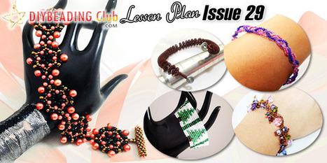 DIY Bracelets with DIY Beading Club Issue 29 | Dyi | Scoop.it