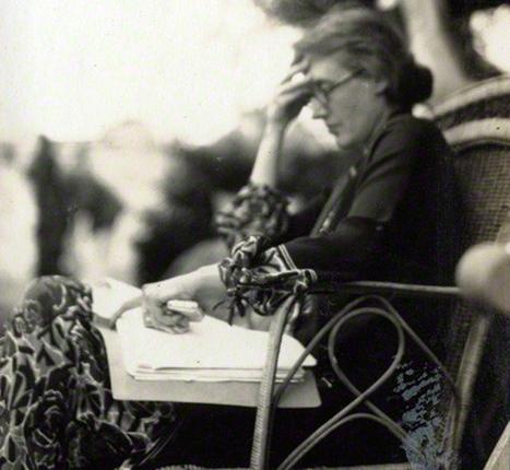 Βιρτζίνια Γουλφ ( 1882-1941 , Βρετανίδα συγγραφέας) | eyelands | Scoop.it