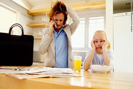 Mothers Want More Time to Care for their Children | Worldwide News | Scoop.it
