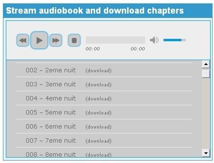 Ecouter et télécharger des livres électroniques audio en français | eol | Scoop.it