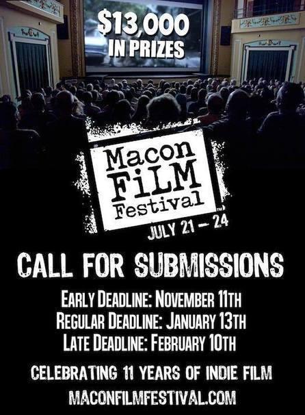 Photos du journal - Macon Film Festival | Facebook | Macon Film Festival | Scoop.it