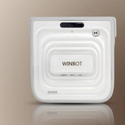 WINBOT W730, the Window Cleaning Robot, for Framed or Frameless Windows | Review Best Vacuums Online | Scoop.it