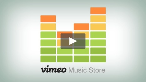 Vimeo Music Store   Your Story   Scoop.it