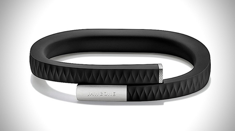Jawbone UP | Mens Entertainment Guide | Scoop.it