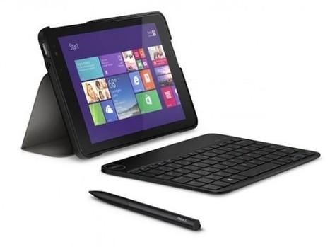 Venue 8 Pro et Venue 11 Pro : les deux nouvelles tablettes Windows 8.1 de Dell   Geeks   Scoop.it