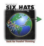The de Bono Group - Six Thinking Hats | Visualisation | Scoop.it