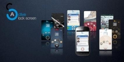 Android: Active Lock screen, un lock screen pratique   Plug'n Geek   Geeks   Scoop.it