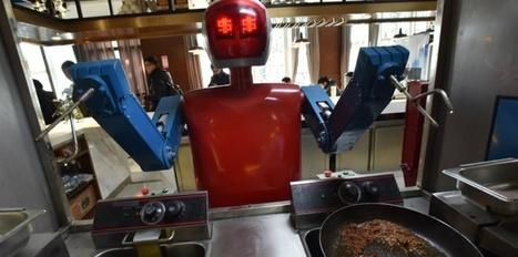 Les robots menacent-ils votre métier ? - L'Obs   Une nouvelle civilisation de Robots   Scoop.it
