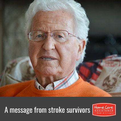 Post-Stroke Care: What Survivors Want You to Know | Home Care Assistance Lincoln NE | Scoop.it