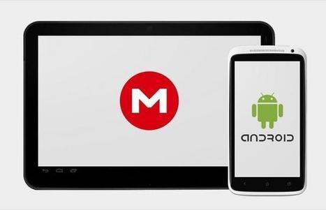 Mega ya tiene aplicación para Android | Recull diari | Scoop.it