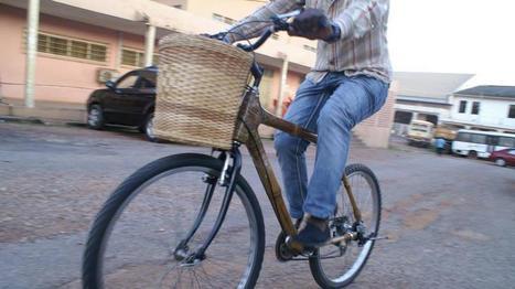 Au Ghana, des vélos en bambou pratiques et écologiques | Ca m'interpelle... | Scoop.it