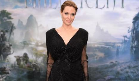 Angelina Jolie rejoint Brad Pitt au Musée Grévin | Ce qui se dit sur le(s) musée(s) Grévin...... | Scoop.it