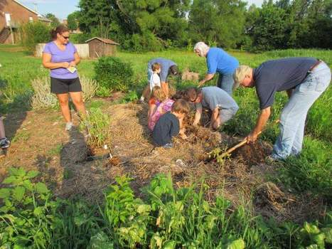 At library's summer weeding program, the plot thickens | Libraries | Scoop.it