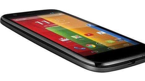 Motorola Moto G : enfin, un vrai smartphone à bas prix - Le Figaro | Moto G | Scoop.it