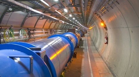 Large Hadron Collider to increase beam energy: Higgs boson can run, not hide | FutureChronicles | Scoop.it