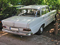 Mercedes-Benz W110 - Wikipedia, the free encyclopedia | Classic cars enthusiast | Scoop.it