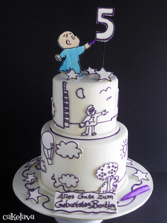 15 Sweet Kid Lit-Inspired Cakes - BOOK RIOT | Books, Books, and All About Books! | Scoop.it