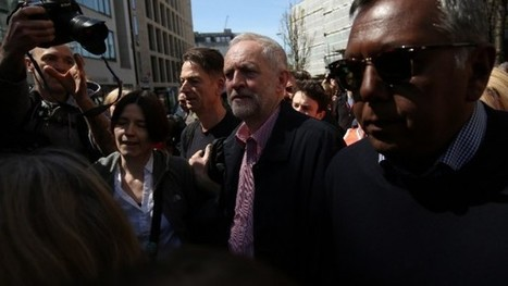 #UK #Labour leader #Corbyn ignored #apartheid #Israel Labor Party's invite #Nuitdebout #Indignados | The uprising of the people against greed and repression | Scoop.it