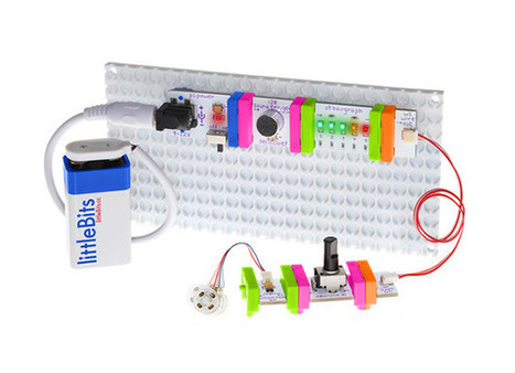 Shop - littleBits   Digital Toys   Scoop.it