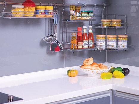 Lựa chọn phụ kiện tủ bếp phù hợp với kiểu dáng tủ bếp   Minh Việt   Scoop.it