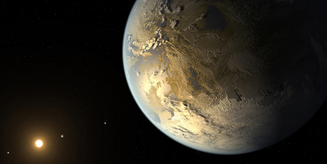 New Exoplanet Could Be Earth's Cousin — Or Something Totally Alien   Science   WIRED   Life Beyond Earth   Scoop.it