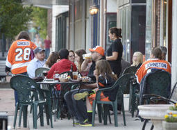 Business owners bask in Phantoms game night but worry about next year | Business Services in New York City, NY New York Business Listings | Scoop.it