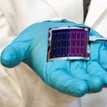 Comprendre ce qui rend efficiente une cellule photovoltaïque | Immobilier | Scoop.it