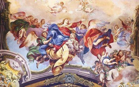 Poslanie Božej Matky, ktoré ju vynieslo do neba   Správy Výveska   Scoop.it