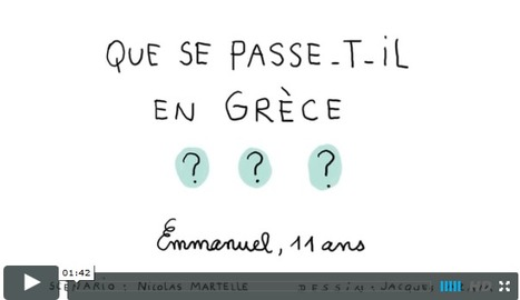 Que se passe-t-il en Grèce ? - 1jour1actu.com - L'actualité à hauteur d'enfants ! | Remue-méninges FLE | Scoop.it