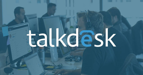 Talkdesk - Create your call center in 5 minutes | Online Marketing Resources | Scoop.it