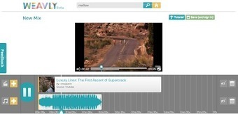 Free Technology for Teachers: Use Weavly To Remix YouTube and ... | education remix | Scoop.it