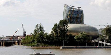 Inauguration de la Cité du Vin de Bordeaux : les premières vidéos | Le vin quotidien | Scoop.it