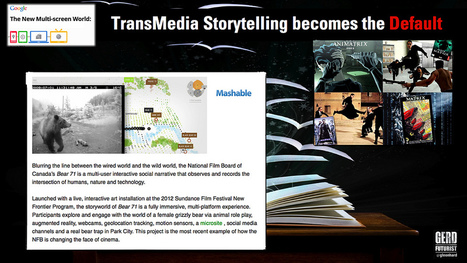 MediaFuturist | The future of media, television, broadcasting | Transmediate | Scoop.it