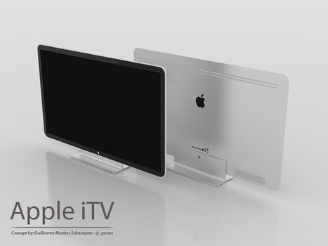 "Apple CEO Drops Huge Hint About Upcoming ""iTV"" Initiative 