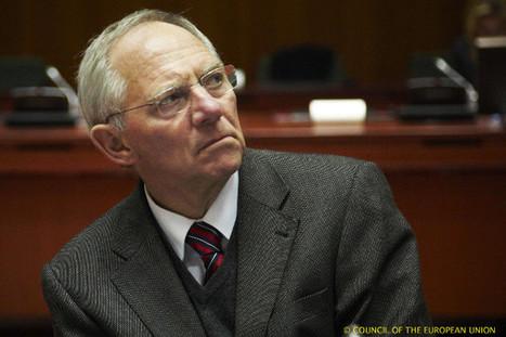 Pour Schäuble, la Grèce aura besoin d un troisième plan d aide | Banques & finances | Scoop.it
