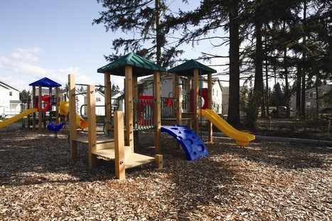 What Home Buyers Want: Playgrounds for the Kids | Seattle New Homes | Scoop.it
