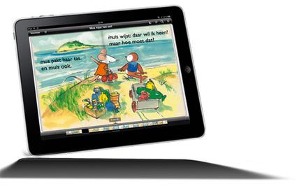 AVI lezen op de iPad of iPhone: leesboekjes met geluid zijn een succes! | Rian Visser | Apps voor kinderen | Scoop.it