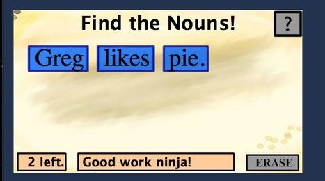 Grammar Ninja | Homeschooling curriculum | Scoop.it